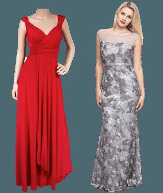kerstgala jurken
