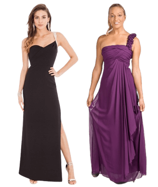 nieuwsjaarsgala jurken