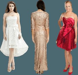 jurken voor speciale gelegenheden
