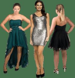 low budget jurken