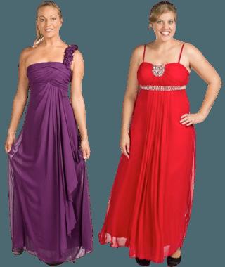 Moeder van de bruid jurken